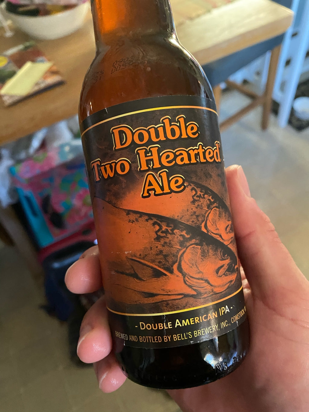 Bell's Double Two Hearted Ale (6pk 12oz btls)