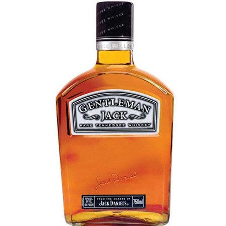 Gentleman Jack Tennessee Whiskey (750ml)
