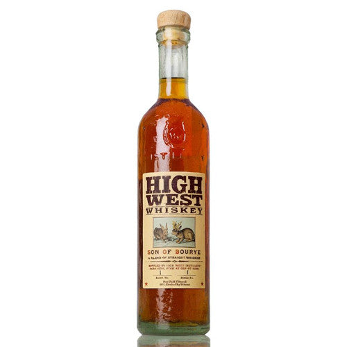High West Whiskey Son of Bourye (750ml)