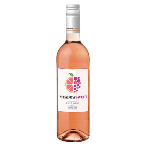 Meadowsweet Rose Wine with Grapefruit, France (750ml)
