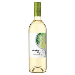 Monkey Bay Sauvignon Blanc, Marlborough, New Zealand, 2015 (750ml)