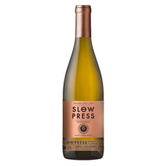 Slow Press Chardonnay, Monterey County, CA, 2013 (750ml)