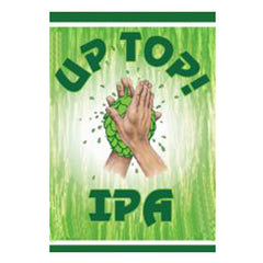 JDub's UP TOP IPA (6pk 12oz cans)