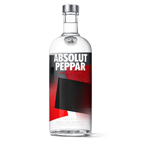 Absolut Peppar Vodka (750ml)