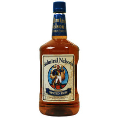 Admiral Nelsons Premium Spiced Rum 1.75L