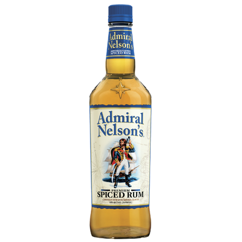 Admiral Nelsons Premium Spiced Rum (750ml)
