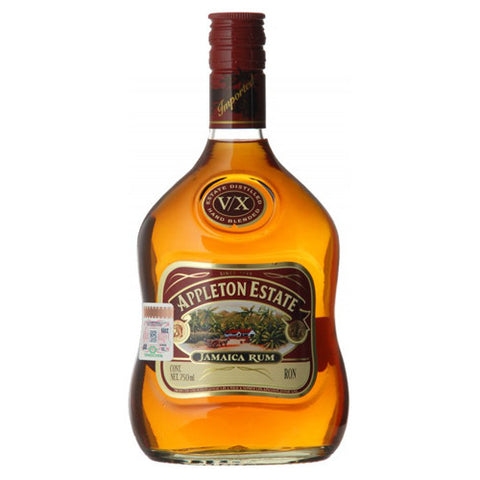 Appleton Estate VX Signature Blend Jamaica Rum (750ml)