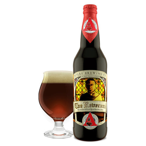 Avery Brewing 'The Reverend' Quadrupel (22oz bottle)