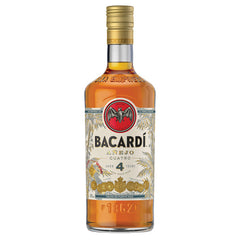 Bacardi Anejo Cuatro 4 Year Old Rum (750ml)