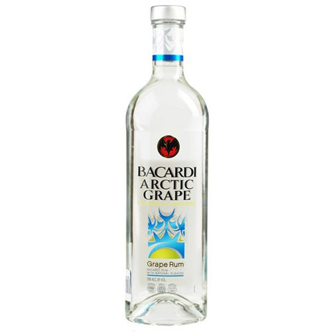 Bacardi Arctic Grape Rum (750ml)