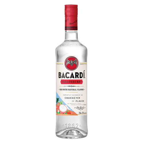 Bacardi Dragon Berry Rum (750ml)