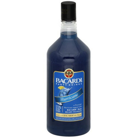 Bacardi Party Drinks Hurricane Ready To Drink (1.75L)
