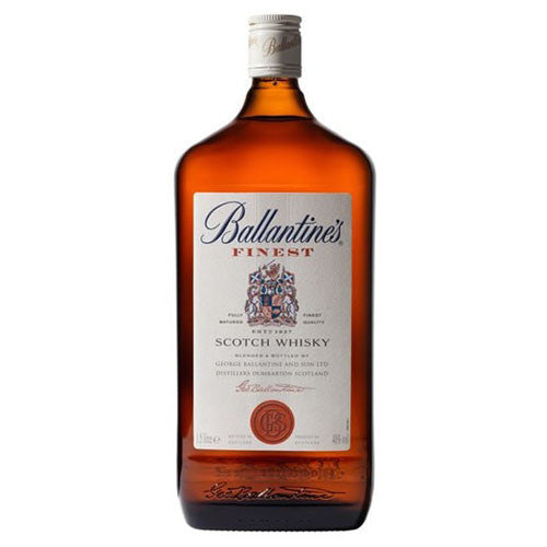 Ballantines Finest Blended Scotch Whisky 750ml