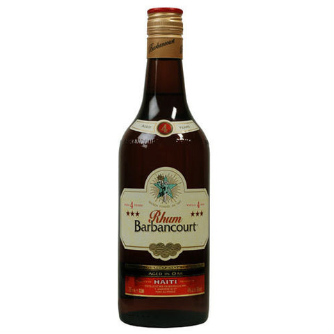Barbancourt 3 Star Aged 4 Years Rhum (750ml)