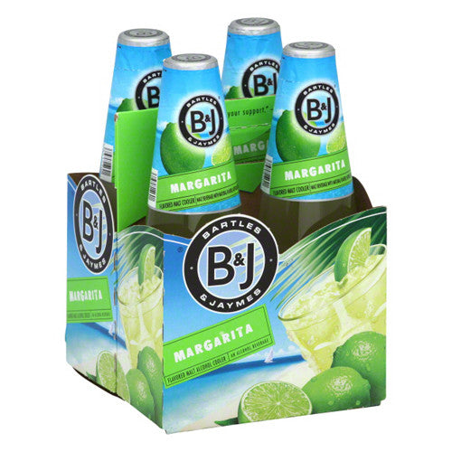 Bartles & Jaymes Margarita Coolers (4pk 12oz btls)