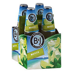 Bartles & Jaymes Mojito Coolers (4pk 12oz btls)