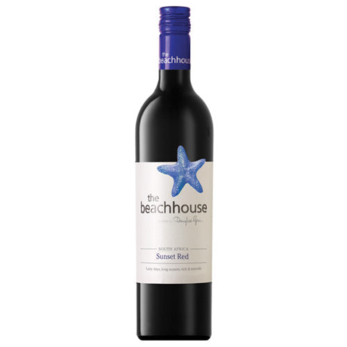 The Beach House Red Wine, South Africa, 2014 (750ml)