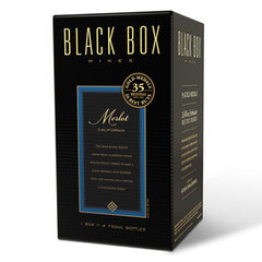 Black Box Merlot, California, 2015 (3L Box)