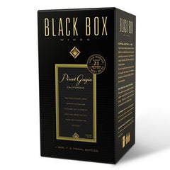 Black Box Pinot Grigio,California, 2016 (3L Box)