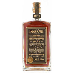 Blood Oath Pact 3 Bourbon (750ml)