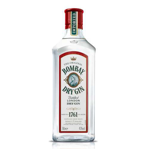 Bombay London Dry Gin (750ml)