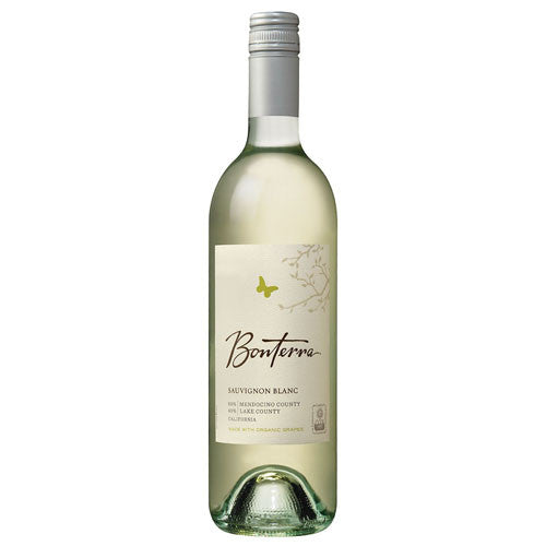 Bonterra Organically Grown Sauvignon Blanc, North Coast, CA, 2017 (750ml)