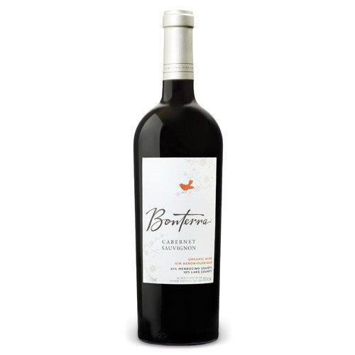 Bonterra Organically Grown Cabernet Sauvignon, North Coast, CA, 2017 (750ml)
