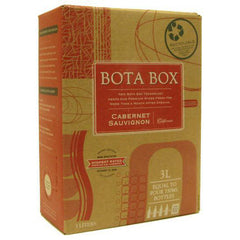 Bota Box Cabernet Sauvignon, Chile (3L Box)
