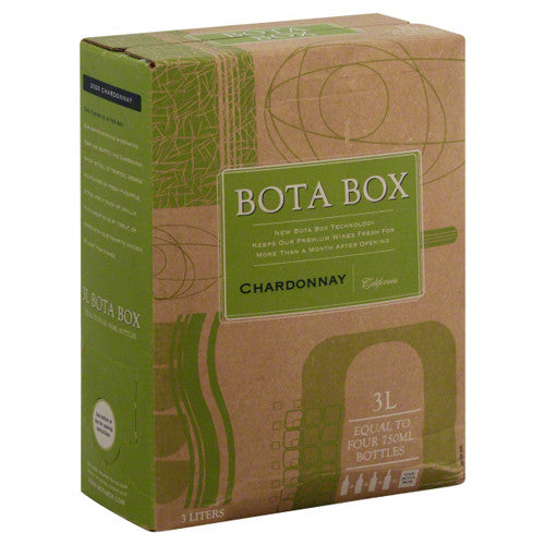 Bota Box Chardonnay, California (3L Box)