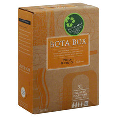 Bota Box Pinot Grigio, California (3L Box)