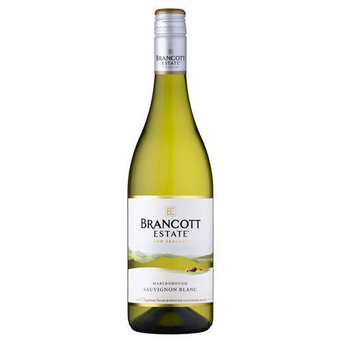 Brancott Estate Sauvignon Blanc, Marlborough, New Zealand, 2017 (750ml)