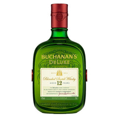 Buchanans Deluxe 12 Year Scotch Whisky (750ml)