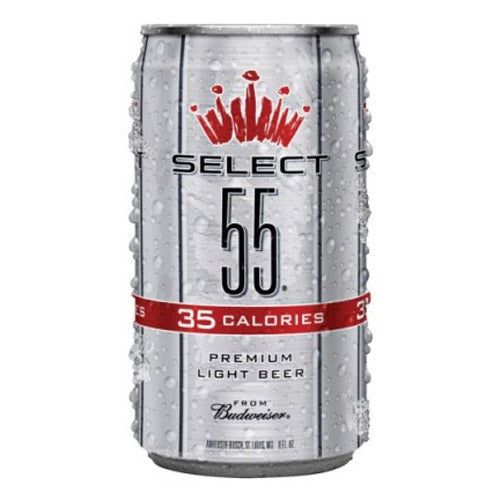 Budweiser Select 55 (12pk 12oz cans)
