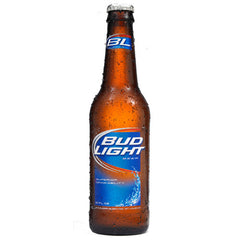 Bud Light (6pk & 12pk 12oz btls)