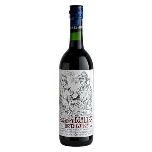Bully Hill Sweet Walter Red Wine, New York, NV (750ml)