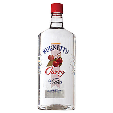 Burnetts Flavored Vodka Cherry (1.75L)