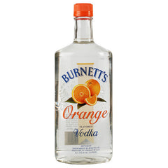 Burnetts Flavored Vodka Orange (1.75L)