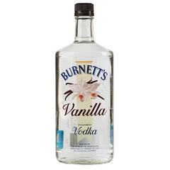 Burnetts Flavored Vodka Vanilla (1.75L)
