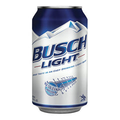 Busch Light (12pk or 18pk 12oz cans)