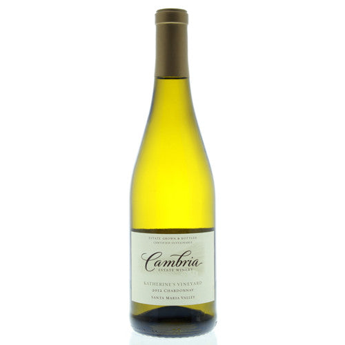 Cambria Katherine's Vineyard Chardonnay, Santa Maria Valley, California, 2015 (750ml)