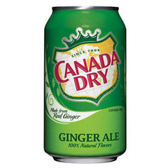 Canada Dry Ginger Ale (12pk 12oz cans)