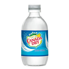 Canada Dry Club Soda (6pk 10oz btls)
