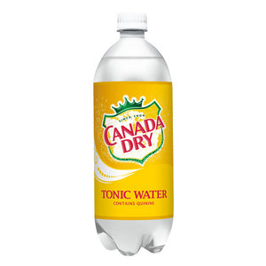 Canada Dry Tonic (single 1L bottle)