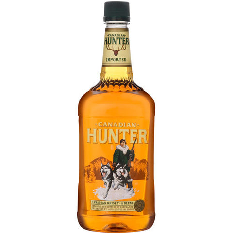 Canadian Hunter Whiskey (1.75L)