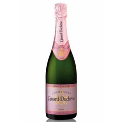 Canard-Duchene Authentic Brut Rose, Champagne, France, NV (750ml)