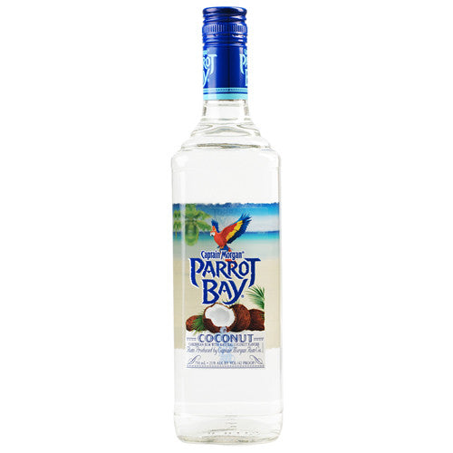 Captain Morgan Parrot Bay Coconut Rum (750ml)