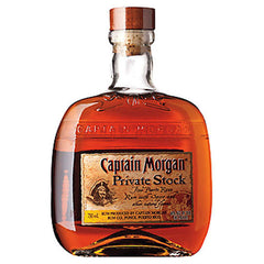 Captain Morgan Private Stock Rum (750ml)