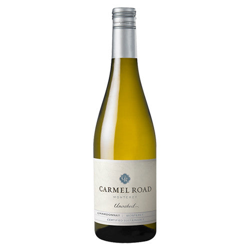 Carmel Road Unoaked Chardonnay, Central Coast, 2015 (750ml)