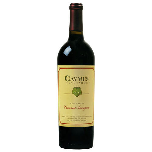 Caymus Cabernet Sauvignon, Napa Valley, California, 2018