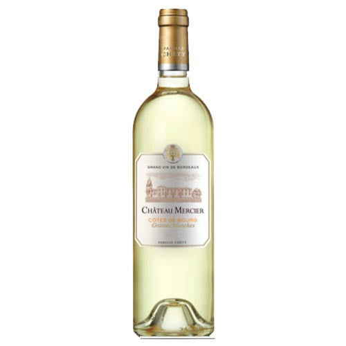 Chateau Mercier Graines Blanches, White Bordeaux, France, 2014 (750ml)